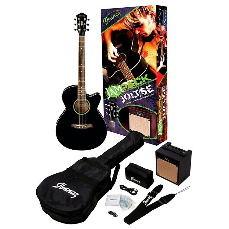 IbanezIJAE5 JamPack Jolt/SE Acoustic-Electric Guitar Pack