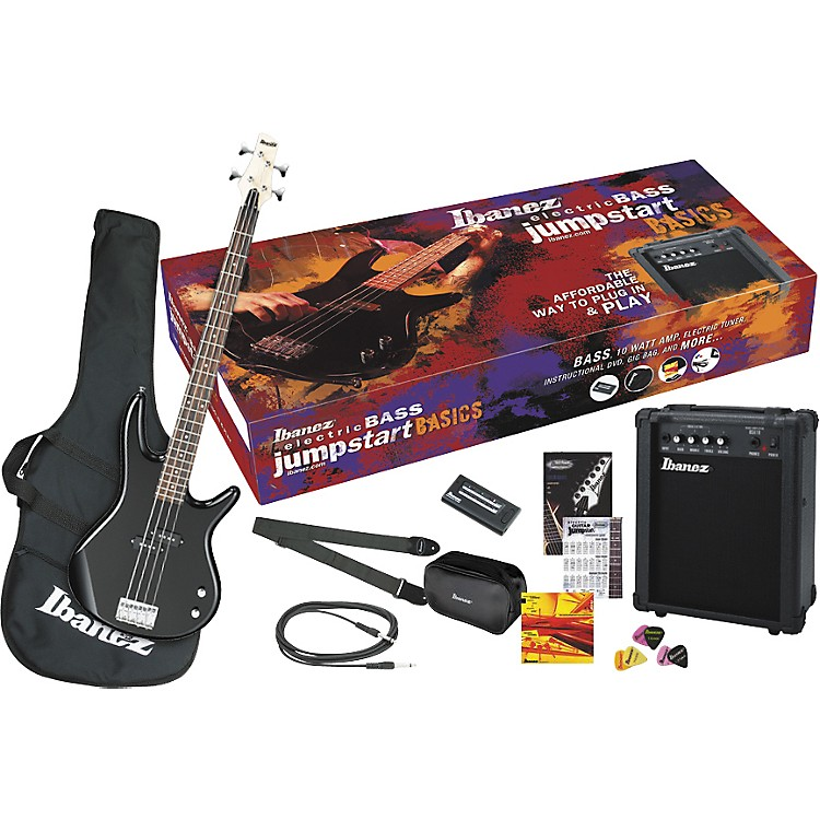 Ibanez IJSB90 Electric Bass Jumpstart Pack