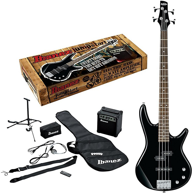 Ibanez IJXB150B Jumpstart Bass Package Black