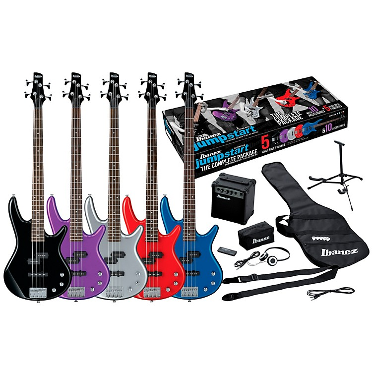 Ibanez IJXB150B Jumpstart Bass Package