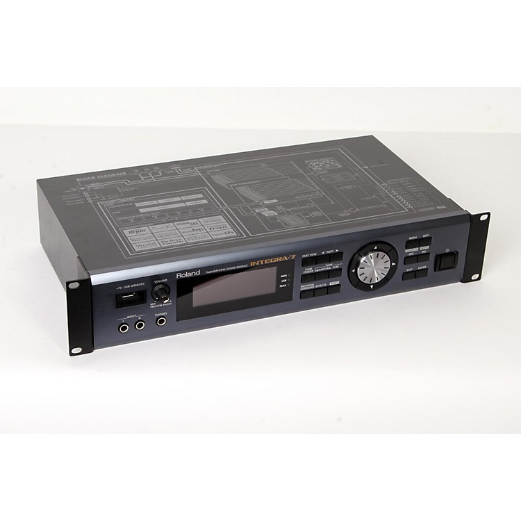 Roland INTEGRA-7 SuperNATURAL Sound Module  888365896779
