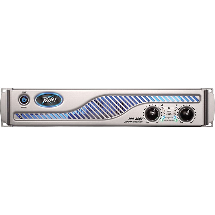 Peavey IPR 2 7500 w/Lightweight Dual Space Rackmount Power Amp