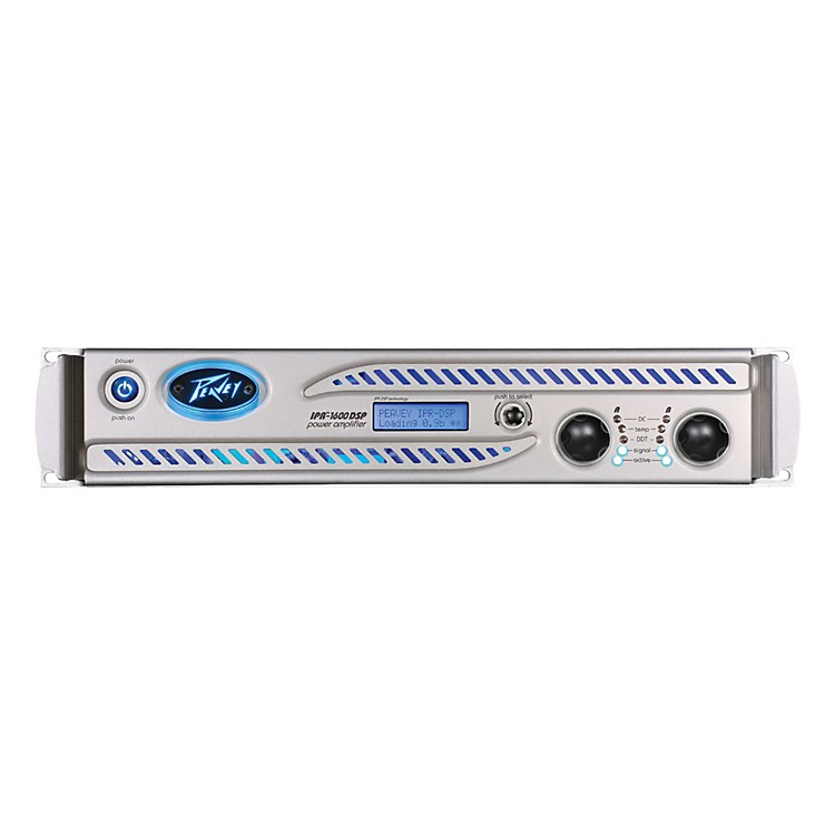 PeaveyIPR DSP 1600 Power Amp with DSP