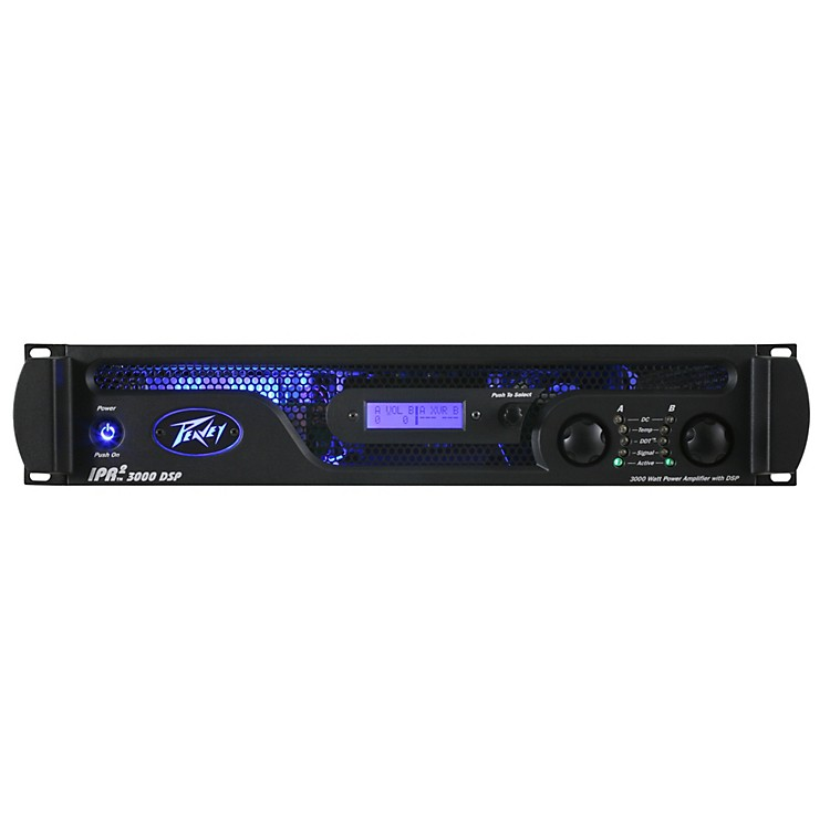 PeaveyIPR2 3000 DSP Power Amp