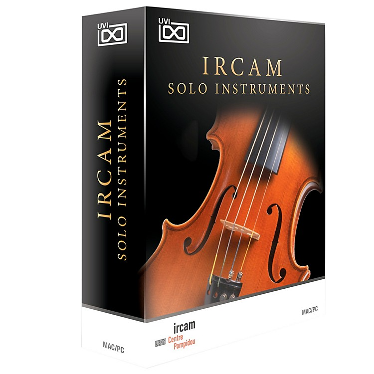 UVI IRCAM Solo Orchestral Instruments Software Download