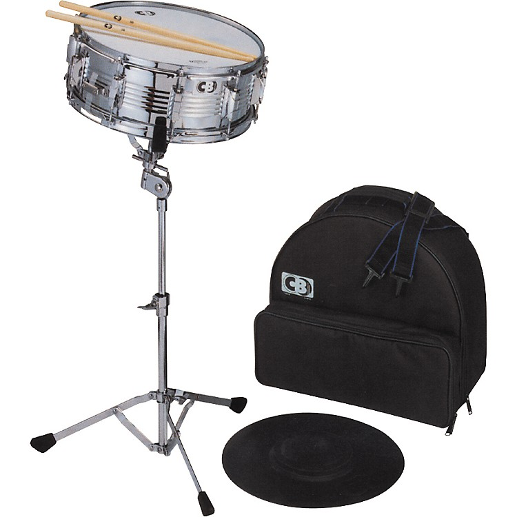 CB Percussion IS678BP Snare Drum Kit