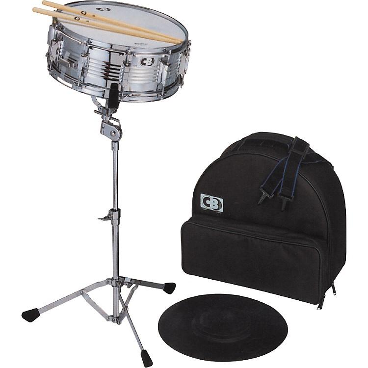 CB PercussionIS678BP Snare Drum Kit