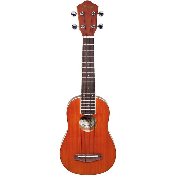 IbanezIUKS5 Ukulele Pack with Bag & AccessoriesNatural