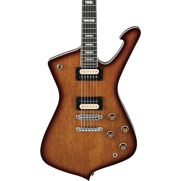 IbanezIceman IC520 Electric GuitarVintage Brown Sunburst
