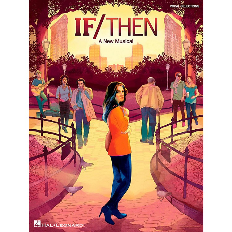 Hal LeonardIf/Then - A New Musical Piano/Vocal Selections