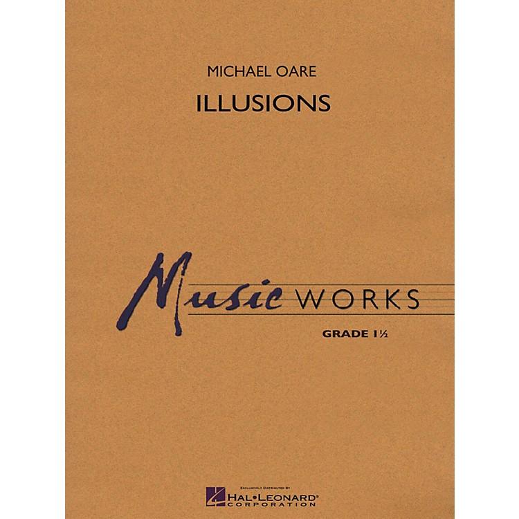 Hal LeonardIllusions Concert Band Level 1