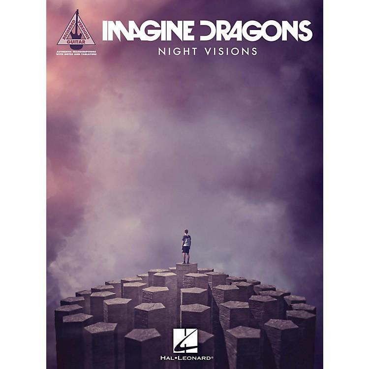 Hal LeonardImagine Dragons - Night Visions Guitar Tab Songbook