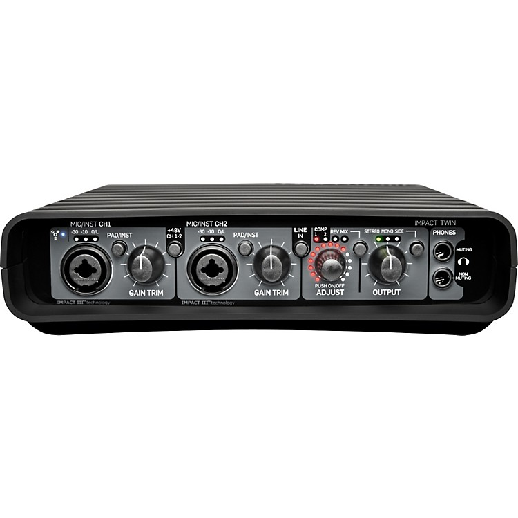 TC Electronic Impact Twin Next Generation Firewire Interface