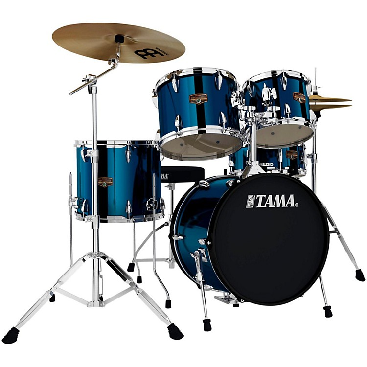 Tama Imperialstar 5-Piece Drum Set with 18