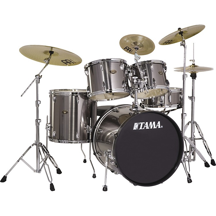tama imperialstar 5 piece standard drum set with cymbals and free 12 china music123. Black Bedroom Furniture Sets. Home Design Ideas
