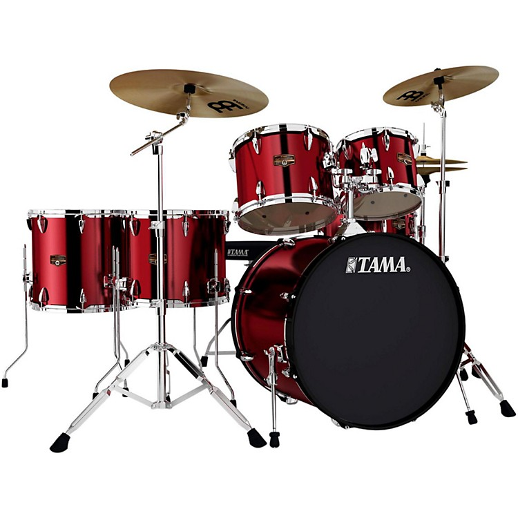 Tama Imperialstar 6-Piece Drum Kit with Cymbals