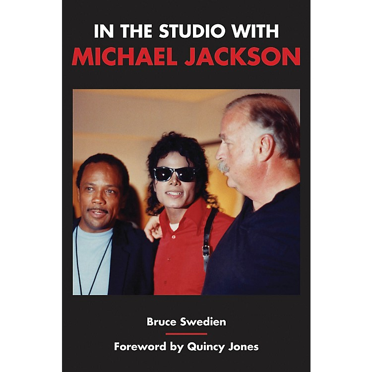 Hal Leonard In The Studio With Michael Jackson