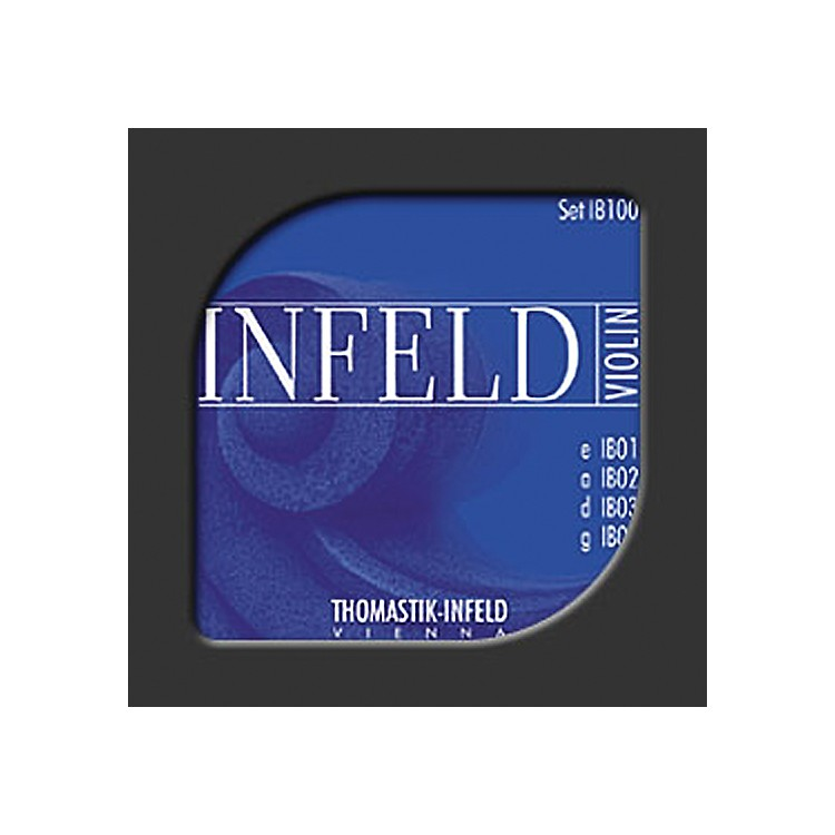 Thomastik Infeld Blue Series 4/4 Size Violin Strings 4/4 Size Hydronalium D String