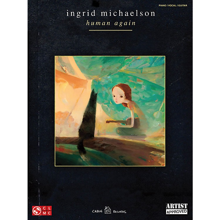Hal Leonard Ingrid Michaelson - Human Again for Piano/Vocal/Guitar
