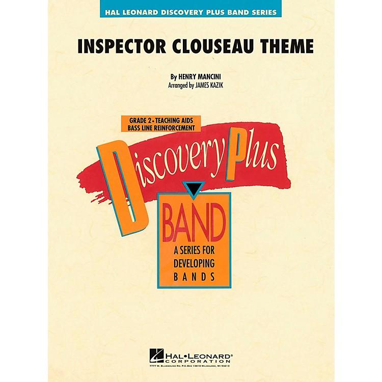 Hal LeonardInspector Clouseau Theme Concert Band Level 2