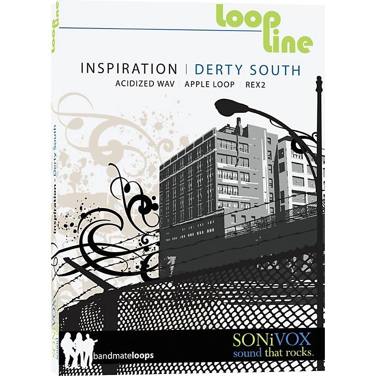 SonivoxInspiration Hip-Hop - Derty South Drum Loop Collection