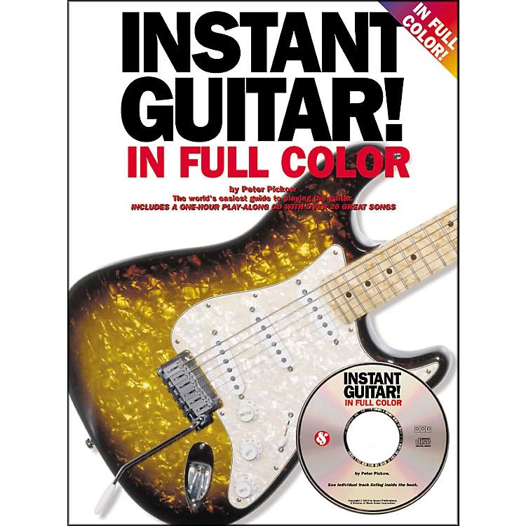 Music SalesInstant Guitar! in Full Color (Book/CD)