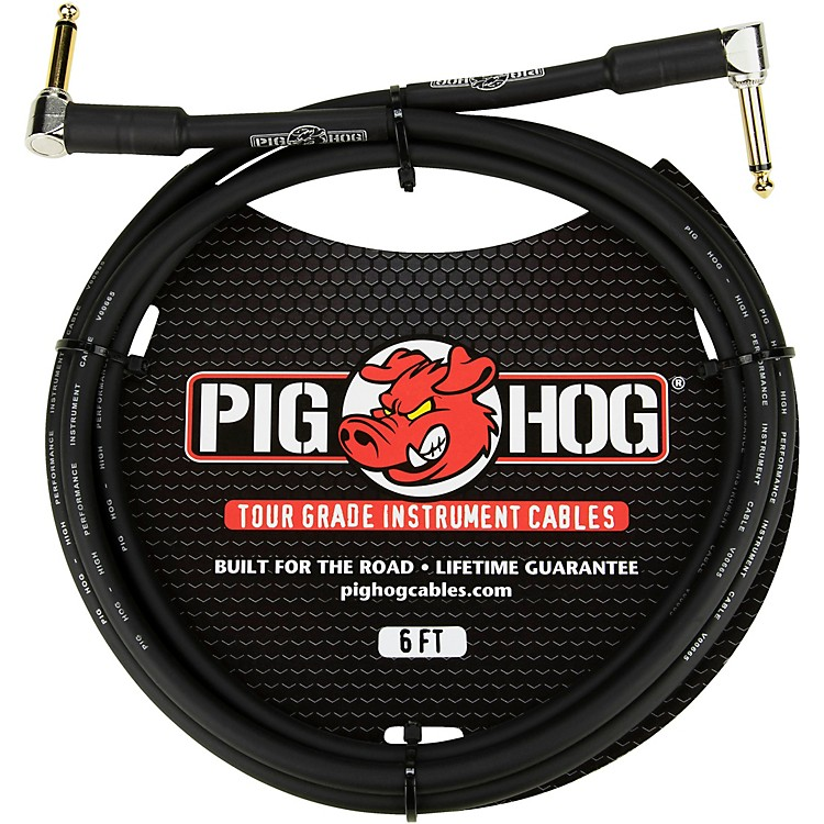 Pig Hog Instrument Cable 1/4