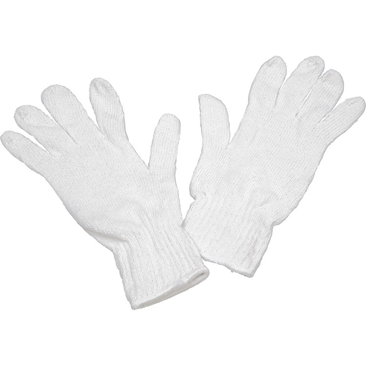 Bach Instrument Polishing Gloves Silver