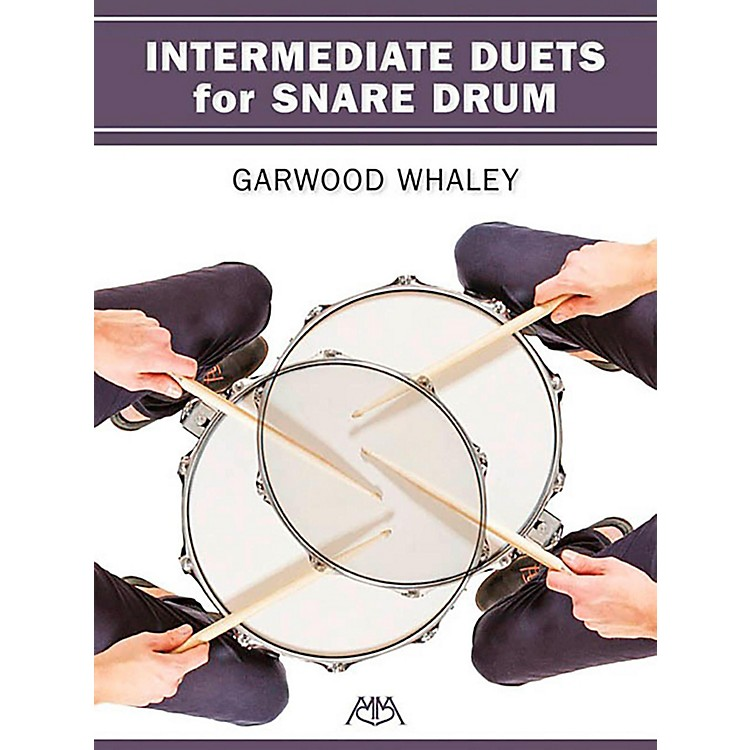 Meredith MusicIntermediate Duets for Snare Drum