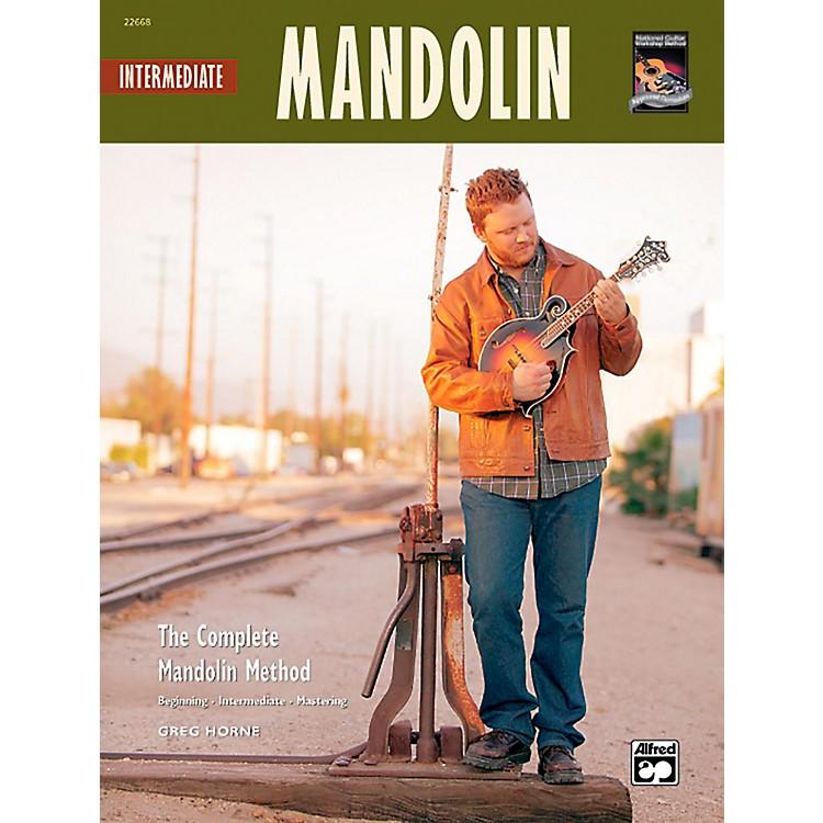 AlfredIntermediate Mandolin Book w/CD