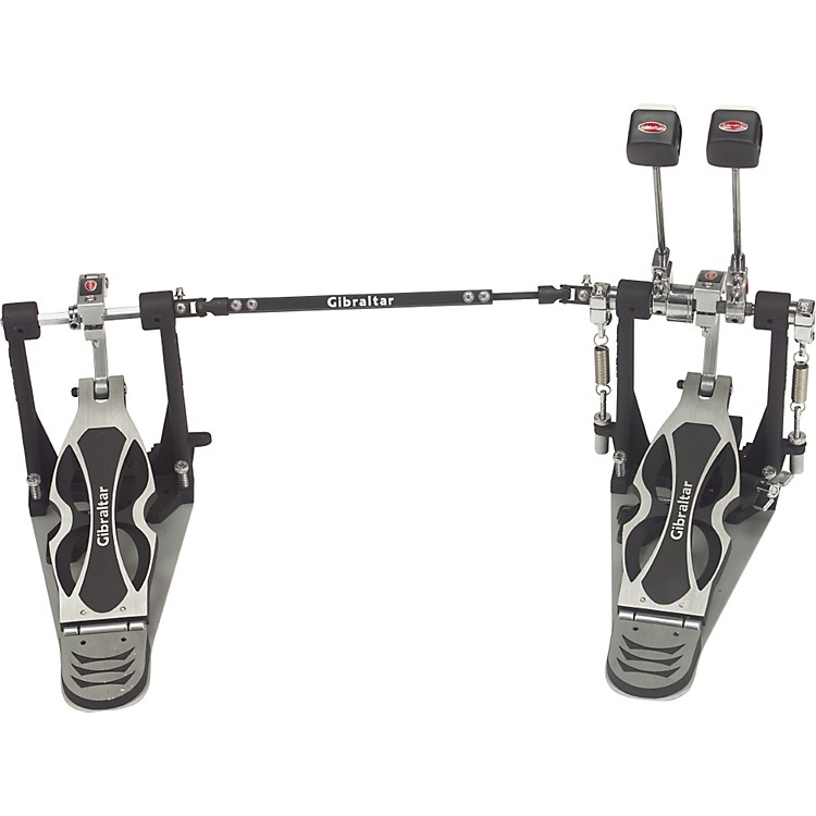 Gibraltar Intruder Direct-Drive Double Bass Drum Pedal