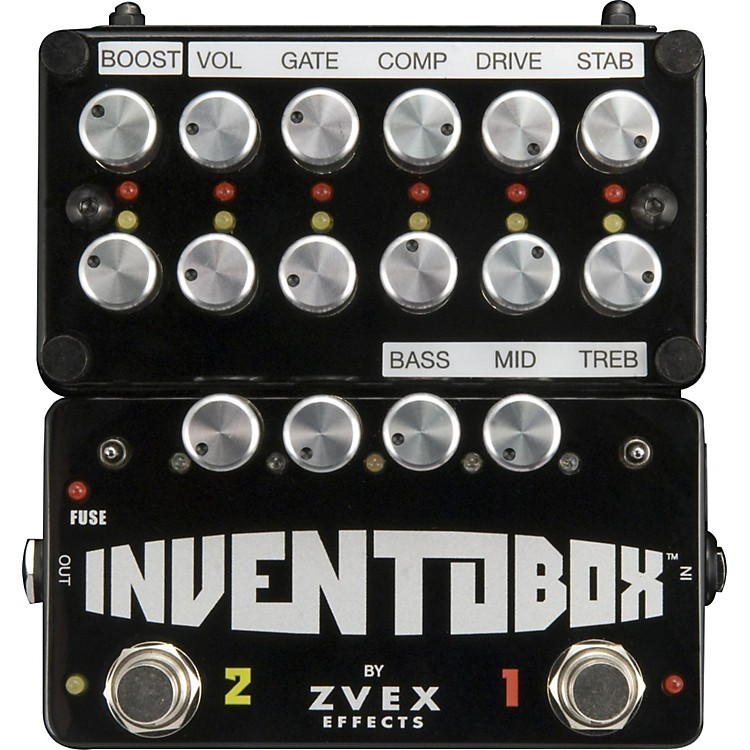 ZVex Inventobox Guitar Multi Effects Pedal