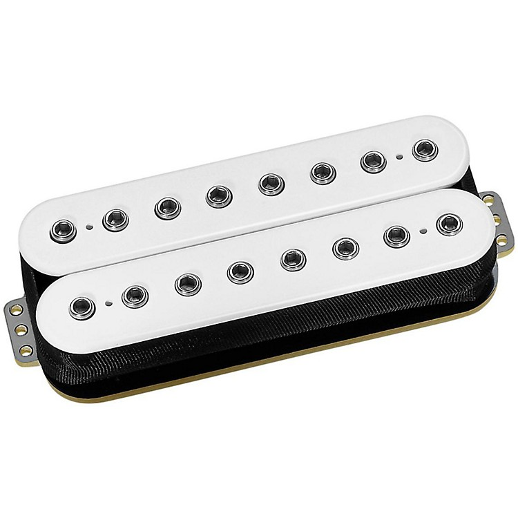 DiMarzio Ionizer 8-String Bridge Humbucker Pickup White