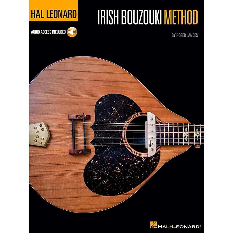 Hal LeonardIrish Bouzouki Method Book/Online Audio