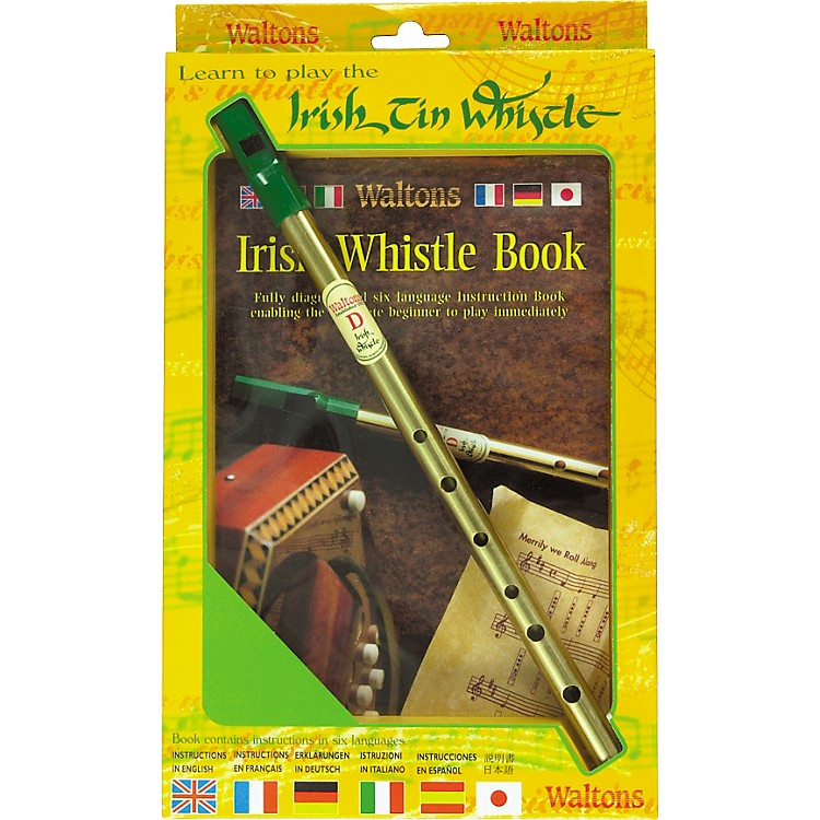 WaltonsIrish Tin Whistle Value Pack