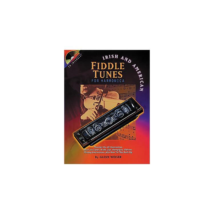 Centerstream PublishingIrish and American Fiddle Tunes for Harmonica