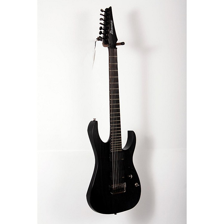 IbanezIron Label RG Series RGIT27FE 7-String Electric GuitarTransparent Gray888365821641