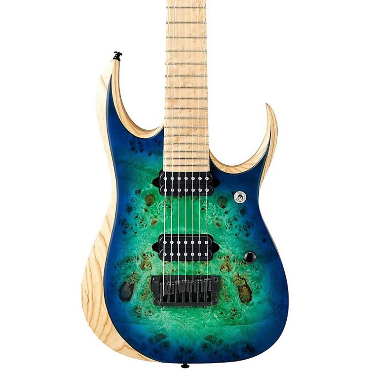 IbanezIron Label RGD Series RGDIX7MPB 7-String Electric Guitar (26.5