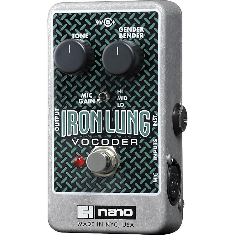Electro-HarmonixIron Lung Vocoder Pedal