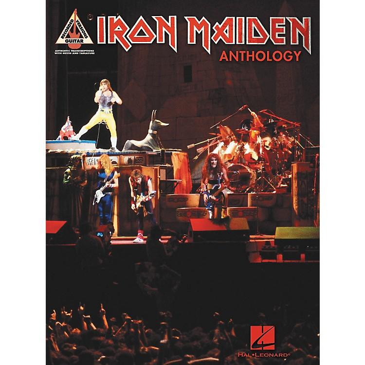 Hal LeonardIron Maiden Anthology (Tab Songbook)