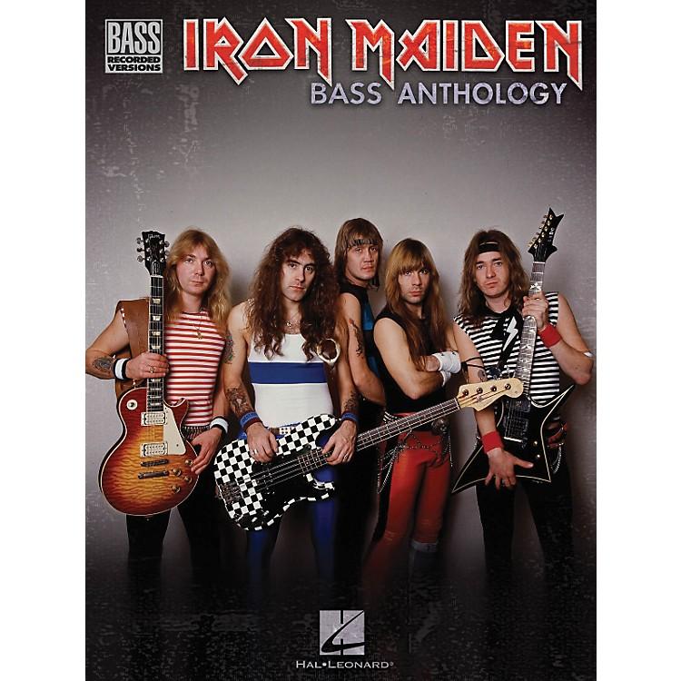 Hal LeonardIron Maiden Bass Anthology (Tab Songbook)