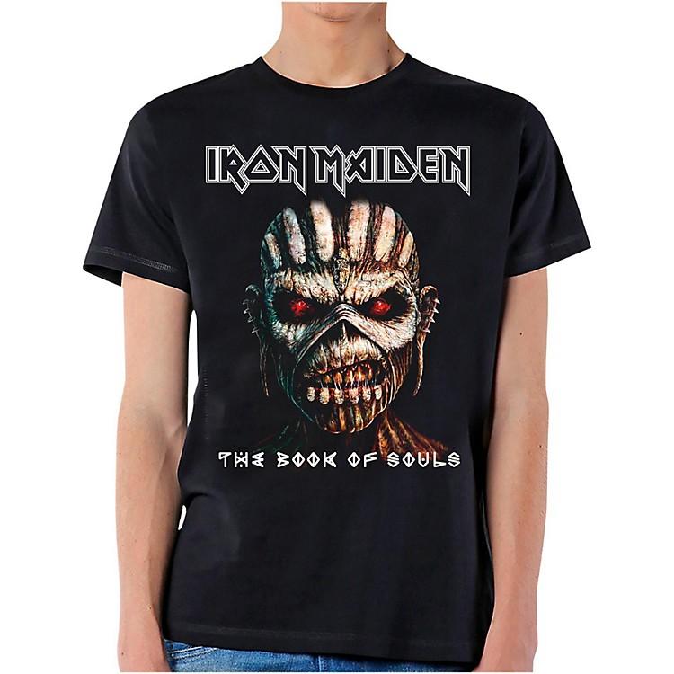 Iron MaidenIron Maiden Book of Souls T-ShirtMediumBlack