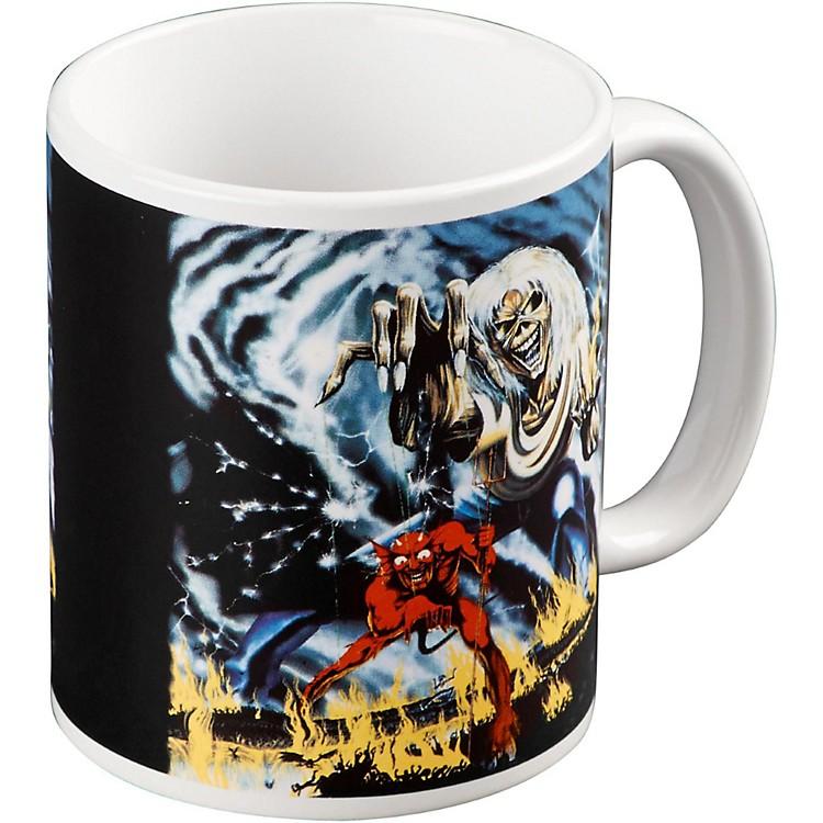 ROCK OFFIron Maiden Number Of The Beast Mug