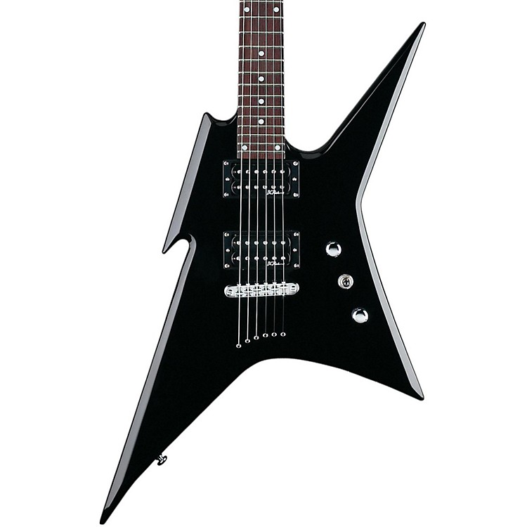 B.C. Rich Ironbird 1 Electric Guitar Onyx
