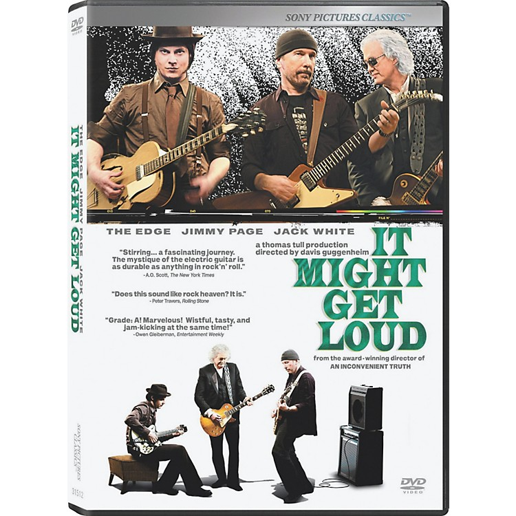 Sony It Might Get Loud (DVD)