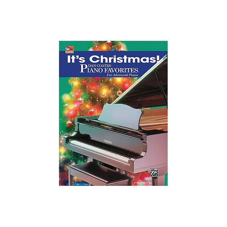 AlfredIt's Christmas! Advanced Piano Book