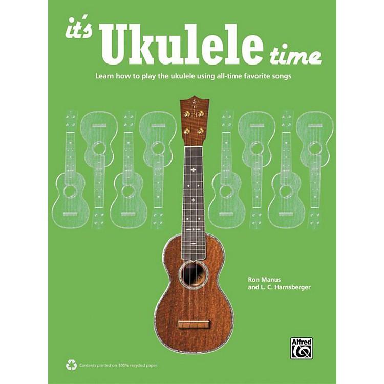 AlfredIt's Ukulele Time Book
