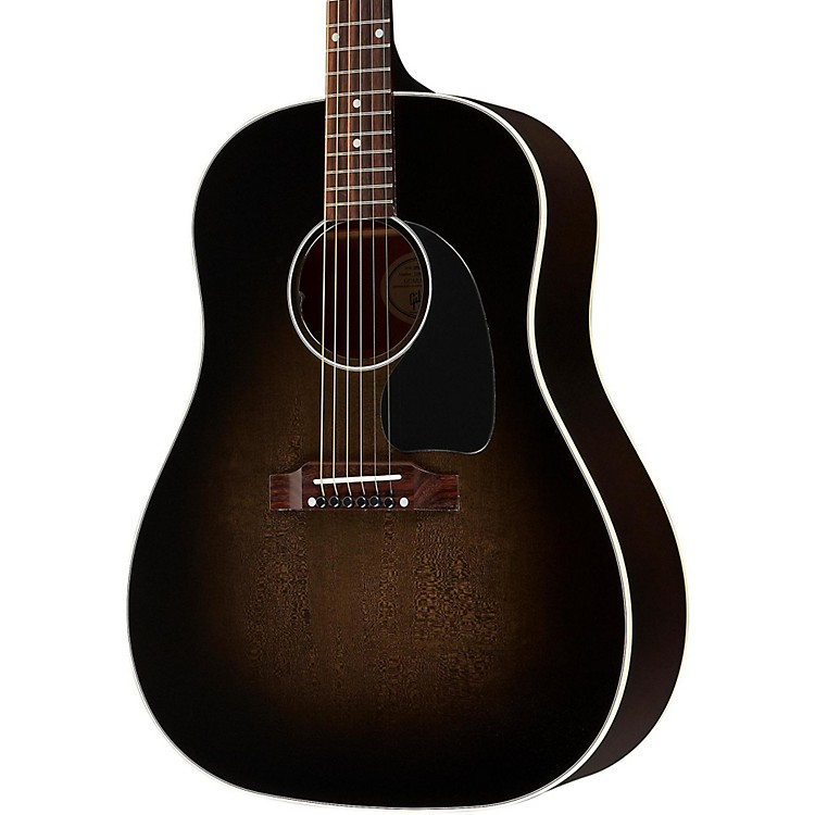 Gibson J-45 Acoustic Electric Guitar Cobraburst