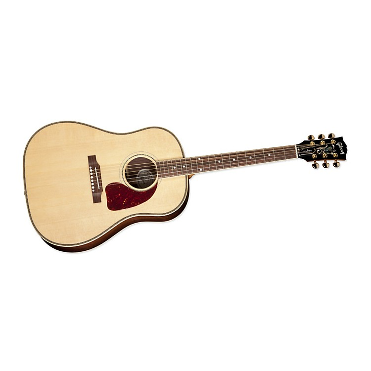Gibson J-45 Custom Acoustic-Electric Guitar Antique Natural Rosewood Fingerboard