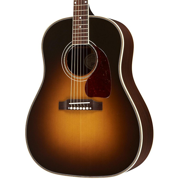 Gibson J-45 Custom Acoustic/Electric Guitar